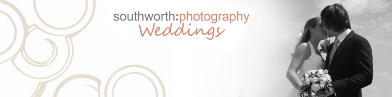 Southworth Photography : Weddings